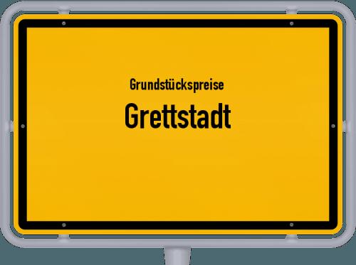 Grundstückspreise Grettstadt 2021
