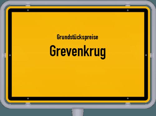 Grundstückspreise Grevenkrug 2021