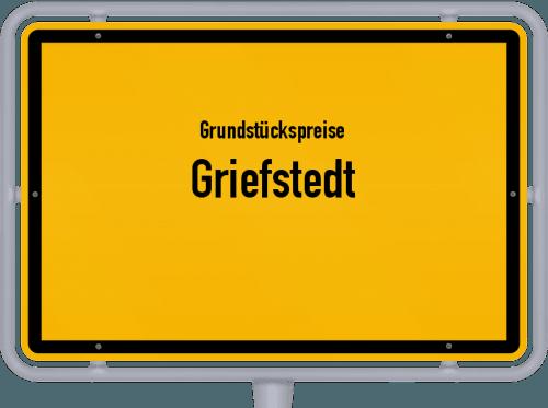 Grundstückspreise Griefstedt 2019