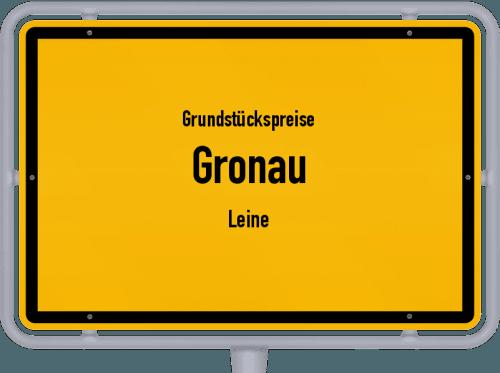 Grundstückspreise Gronau (Leine) 2021