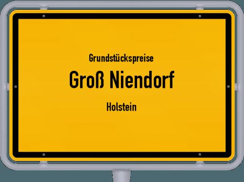 Grundstückspreise Groß Niendorf (Holstein) 2021