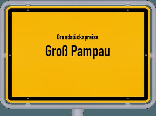 Grundstückspreise Groß Pampau 2021