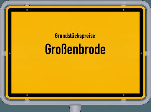 Grundstückspreise Großenbrode 2021