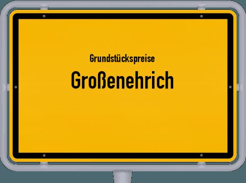 Grundstückspreise Großenehrich 2019