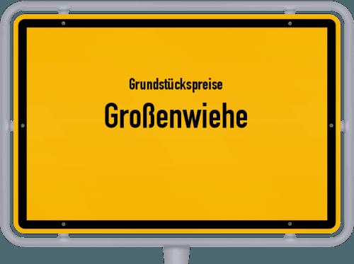 Grundstückspreise Großenwiehe 2021