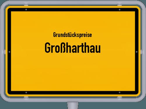 Grundstückspreise Großharthau 2019