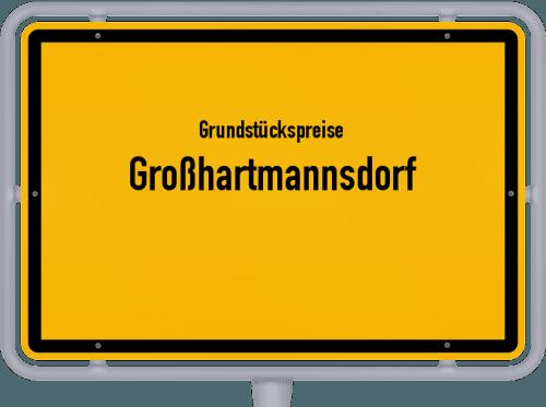 Grundstückspreise Großhartmannsdorf 2019