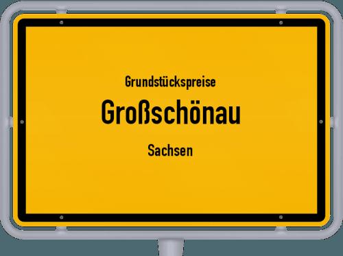 Grundstückspreise Großschönau (Sachsen) 2019