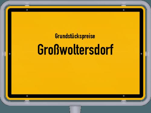 Grundstückspreise Großwoltersdorf 2021