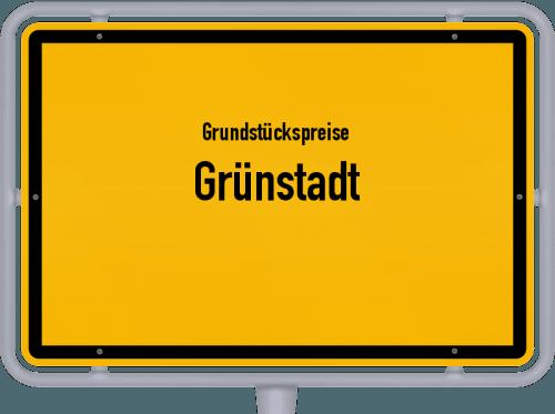 Grundstückspreise Grünstadt 2019