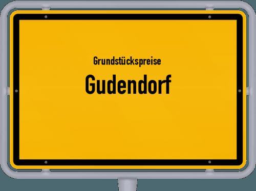 Grundstückspreise Gudendorf 2021