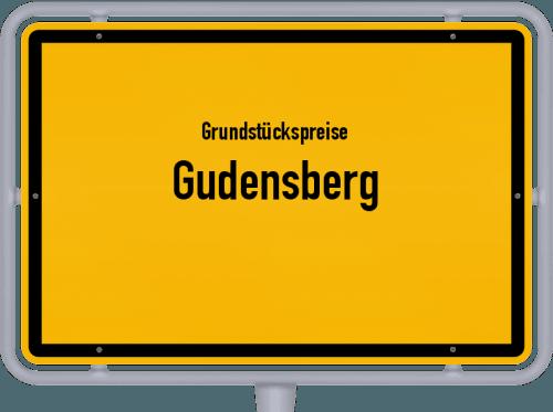 Grundstückspreise Gudensberg 2018