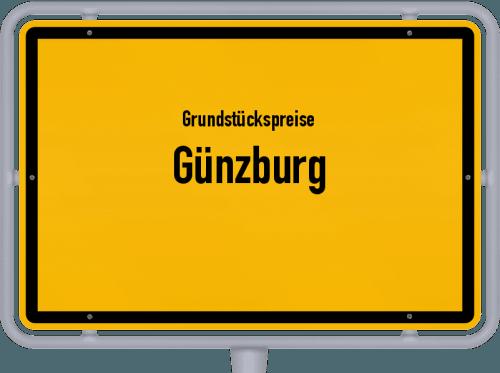 Grundstückspreise Günzburg 2021