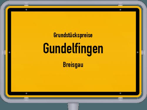 Grundstückspreise Gundelfingen (Breisgau) 2021