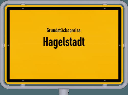 Grundstückspreise Hagelstadt 2019