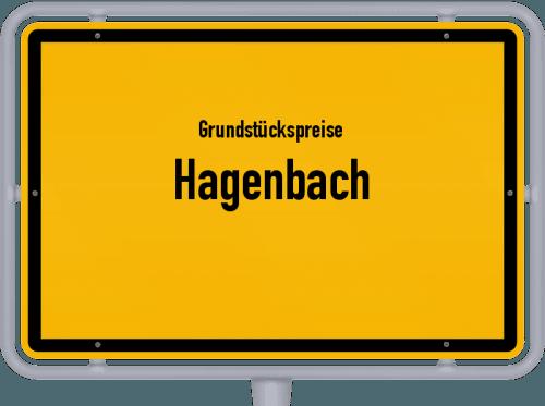 Grundstückspreise Hagenbach 2019