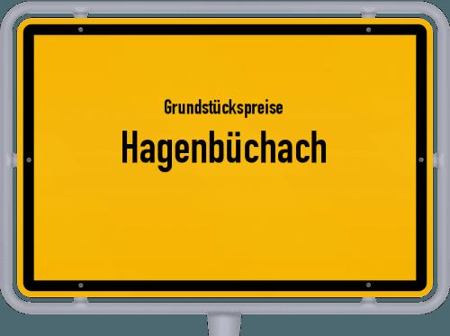 Grundstückspreise Hagenbüchach 2019