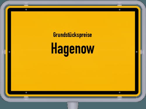 Grundstückspreise Hagenow 2020