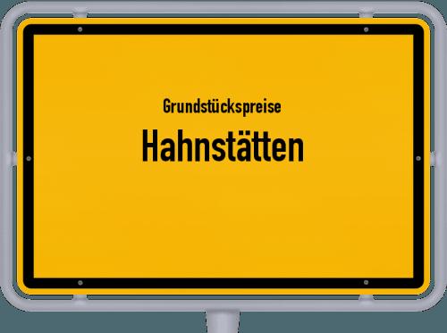 Grundstückspreise Hahnstätten 2019