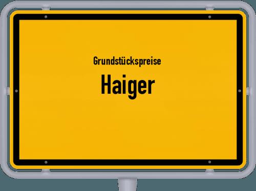 Grundstückspreise Haiger 2019