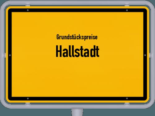 Grundstückspreise Hallstadt 2021