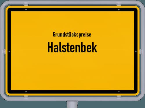 Grundstückspreise Halstenbek 2021