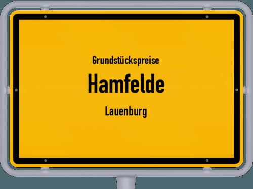 Grundstückspreise Hamfelde (Lauenburg) 2021