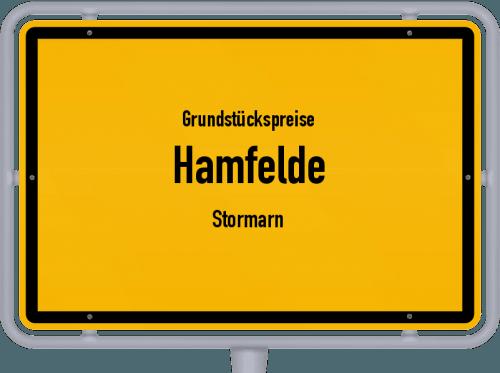 Grundstückspreise Hamfelde (Stormarn) 2021