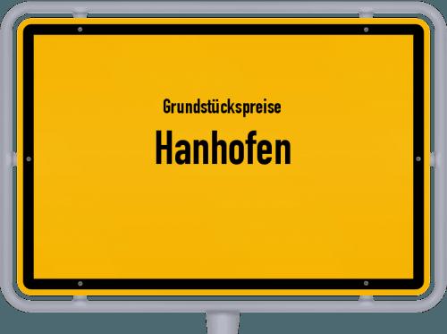 Grundstückspreise Hanhofen 2019