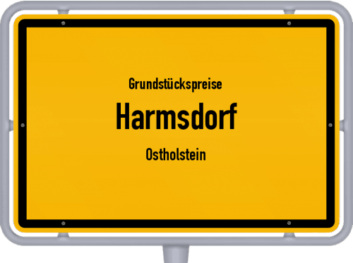 Grundstückspreise Harmsdorf (Ostholstein) 2021