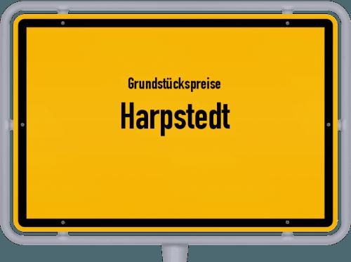 Grundstückspreise Harpstedt 2019