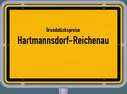 Grundstückspreise Hartmannsdorf-Reichenau 2019