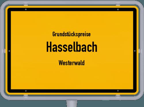 Grundstückspreise Hasselbach (Westerwald) 2019