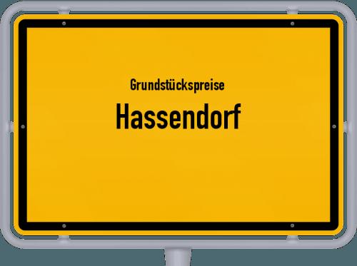 Grundstückspreise Hassendorf 2021