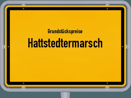 Grundstückspreise Hattstedtermarsch 2021