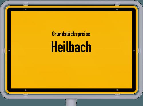 Grundstückspreise Heilbach 2019