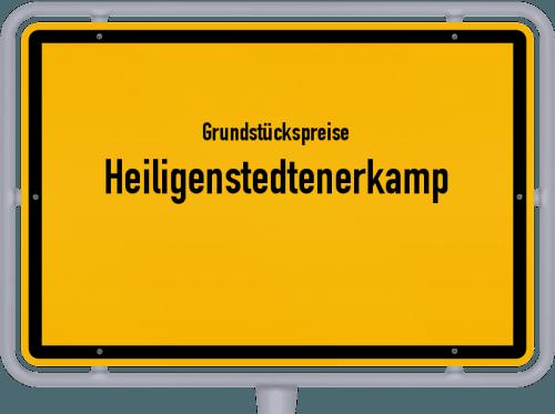 Grundstückspreise Heiligenstedtenerkamp 2021