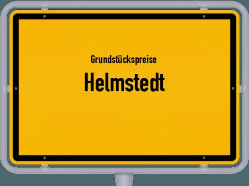 Grundstückspreise Helmstedt 2019