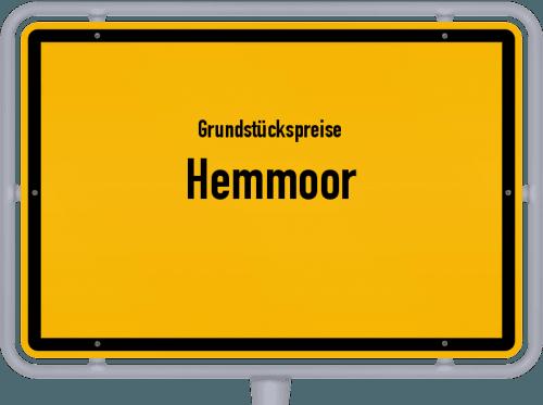 Grundstückspreise Hemmoor 2019
