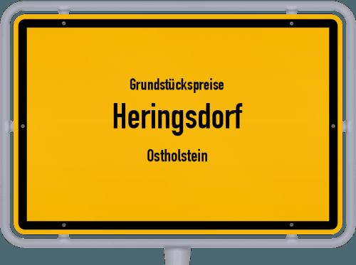 Grundstückspreise Heringsdorf (Ostholstein) 2021