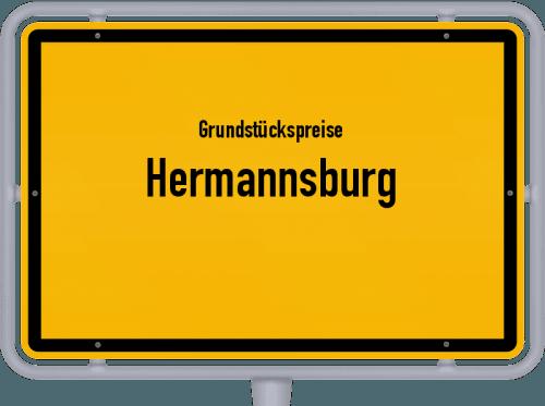 Grundstückspreise Hermannsburg 2021