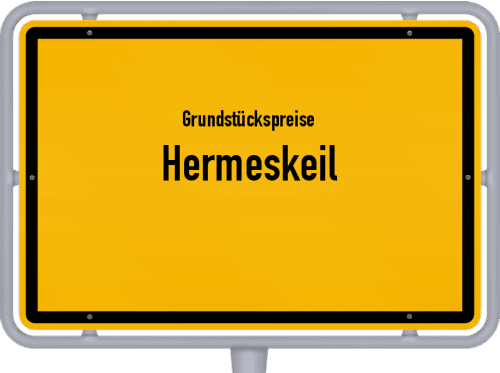 Grundstückspreise Hermeskeil 2019