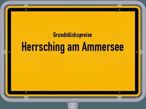 Grundstückspreise Herrsching am Ammersee 2019