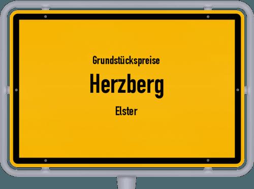 Grundstückspreise Herzberg (Elster) 2021