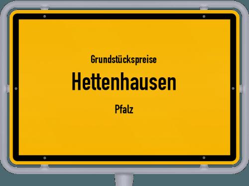 Grundstückspreise Hettenhausen (Pfalz) 2019