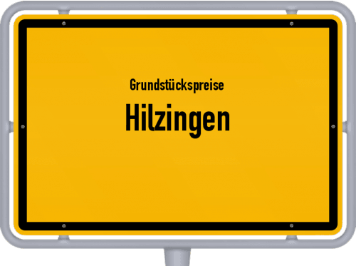 Grundstückspreise Hilzingen 2021