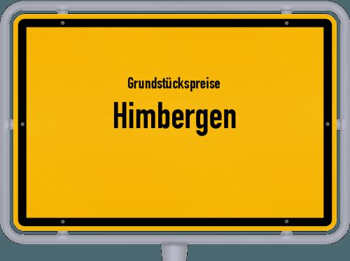 Grundstückspreise Himbergen 2021