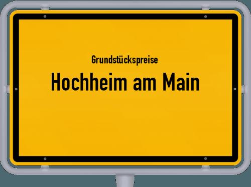 Grundstückspreise Hochheim am Main 2018