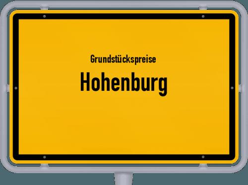 Grundstückspreise Hohenburg 2019