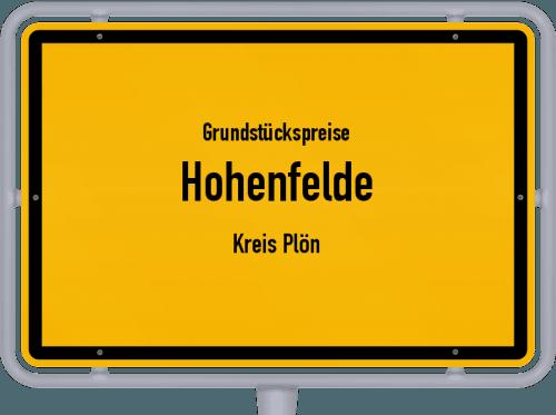 Grundstückspreise Hohenfelde (Kreis Plön) 2021